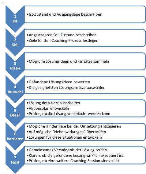 Lagom Coaching-Modell